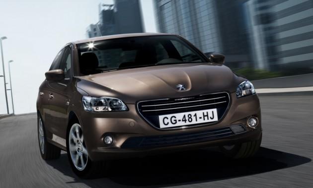 Peugeot (Пежо) 301 оставляет рынок России