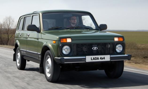 Вседорожный автомобиль Лада 4X4 вбитопливной версии будет представлен в 2017-ом