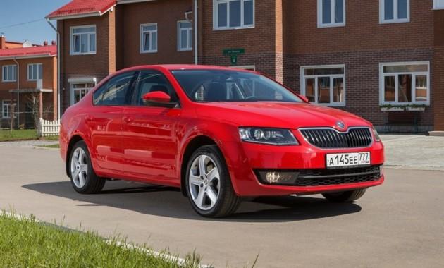 Приобрести автомобили Шкода в РФ можно со существенными скидками