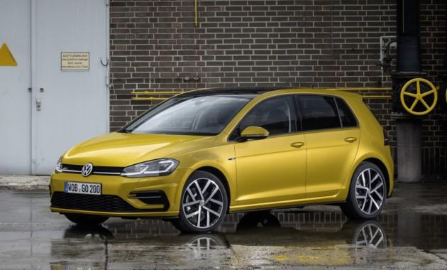 ВСМИ возникла стоимость улучшенного VW Golf