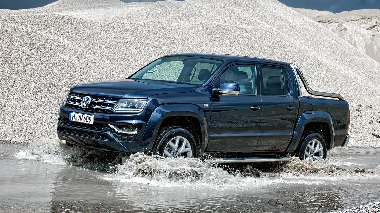 Укомпании VW может появится пикап больше Amarok