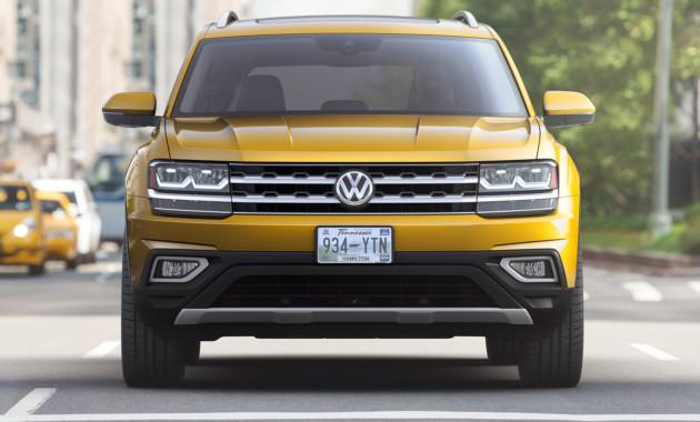 Компания VW планирует сделать пикап больше Amarok