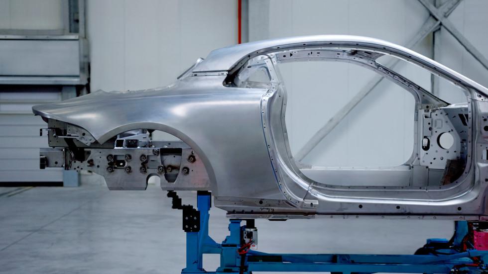 Alpine A120 - фото и подробности о конкуренте Porsche 718 Cayman