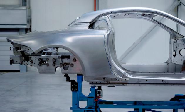 Cпорткар Альпин A120 будет представлен на автомобильном салоне вЖеневе— Autocar