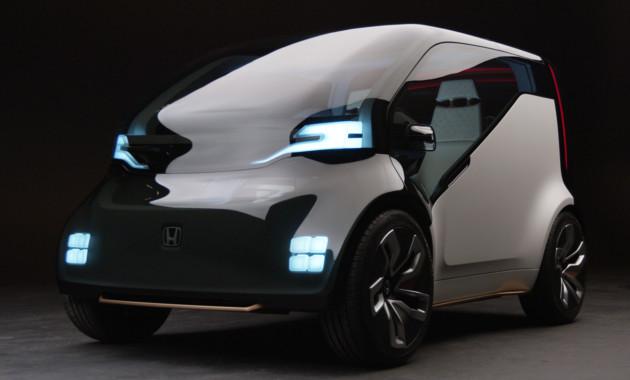 Honda наделила автомобиль эмоциями и лишила эгоизма