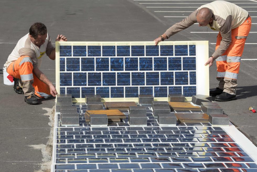 В России хотят протестировать дороги из солнечных батарей  В России хотят протестировать дороги из солнечных батарей