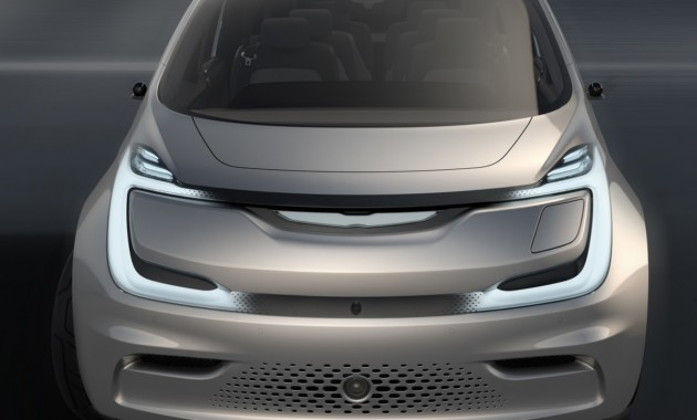 Chrysler продемонстрировал новый концепт