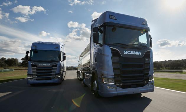 В российском офисе Scania рассказали об итогах продаж в 2016 году