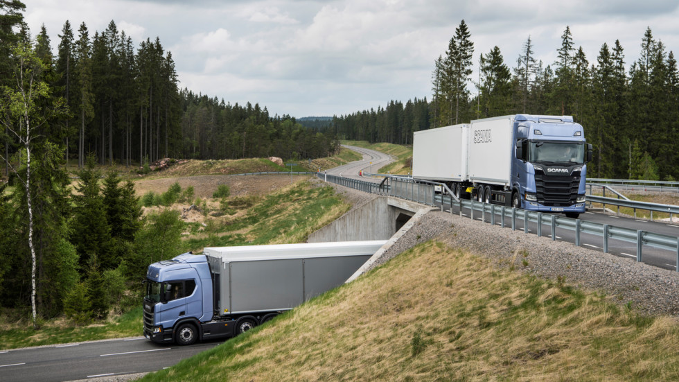 Next Generation Scania: Trucks in operation