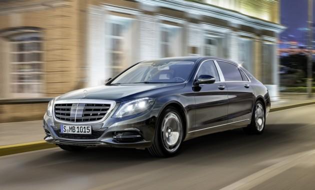 Вследующем году в РФ увеличились продажи роскошных авто