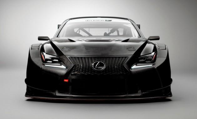 В 2017-ом году Лексус RCFGT3 примет участие вгонках GT3