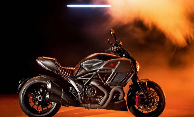 Новый Ducati Diavel Diesel: никогда неоглядывайся назад