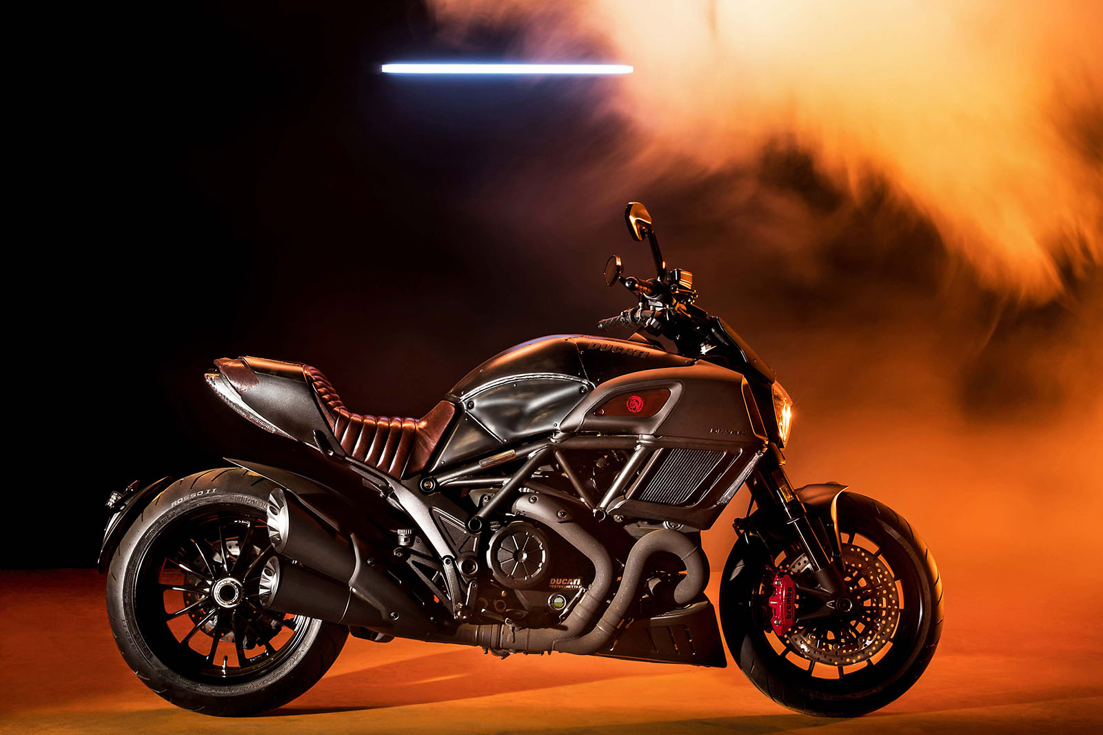 Новый Ducati Diavel Diesel: никогда не оглядывайся назад