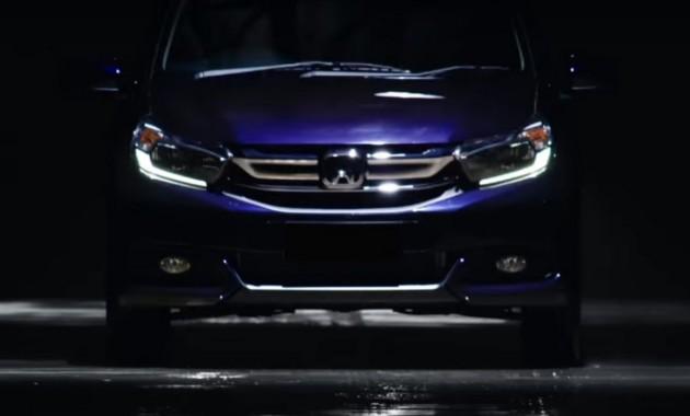 Компания Хонда презентовала вИндонезии семиместный компактвэн Mobilio