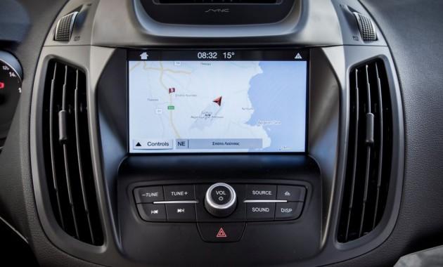 Ford и Toyota будут вместе улучшать мультимедийные системы в автомобилях