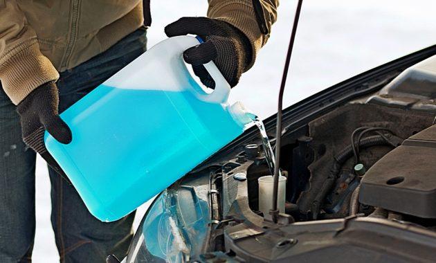 ВКузбассе продавали страшную стеклоомывающую жидкость