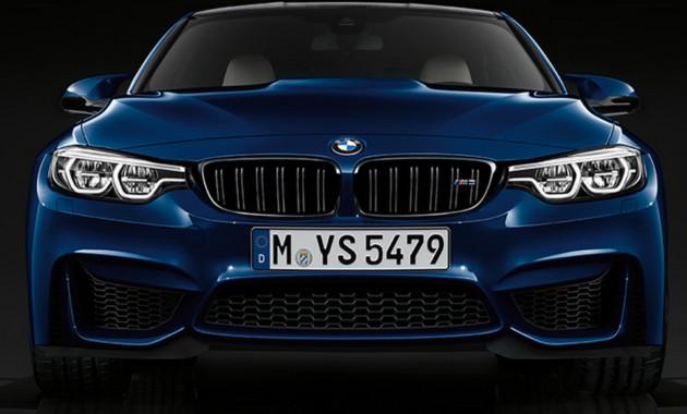 Баварская компания БМВ обнародовала первые официальные фотографии новой версии «заряженного» седана М3