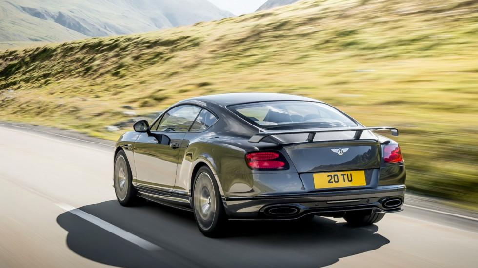Bentley Continental GT Plug-In Hybrid