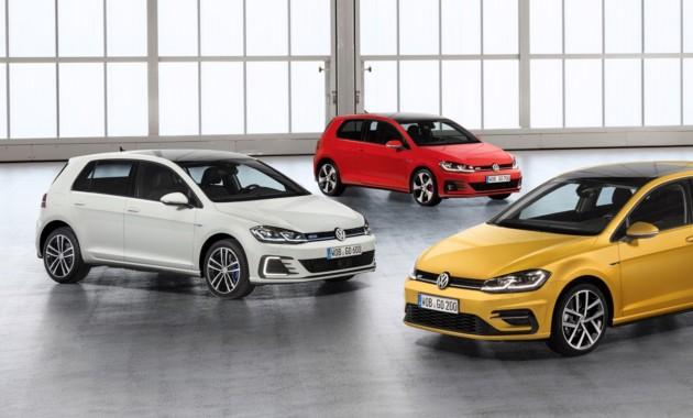 Volkswagen Golf отобрал «корону» у Volvo дома