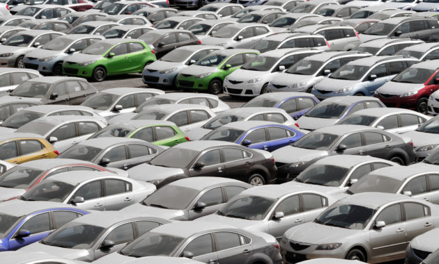В столицеРФ запустили онлайн-поиск машины наплатной стоянке