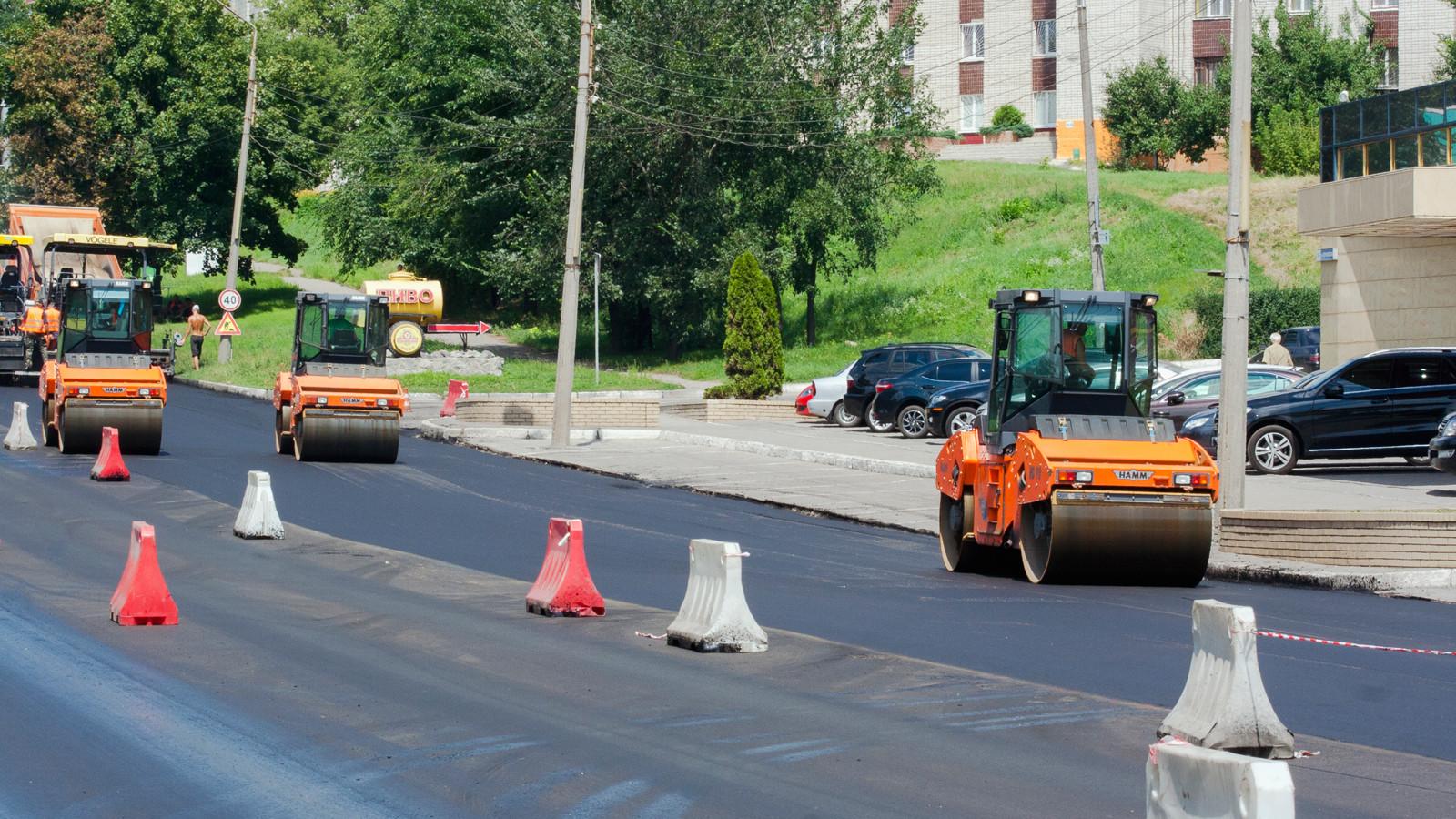В Российской Федерации построят и починят тысяча кмдорог
