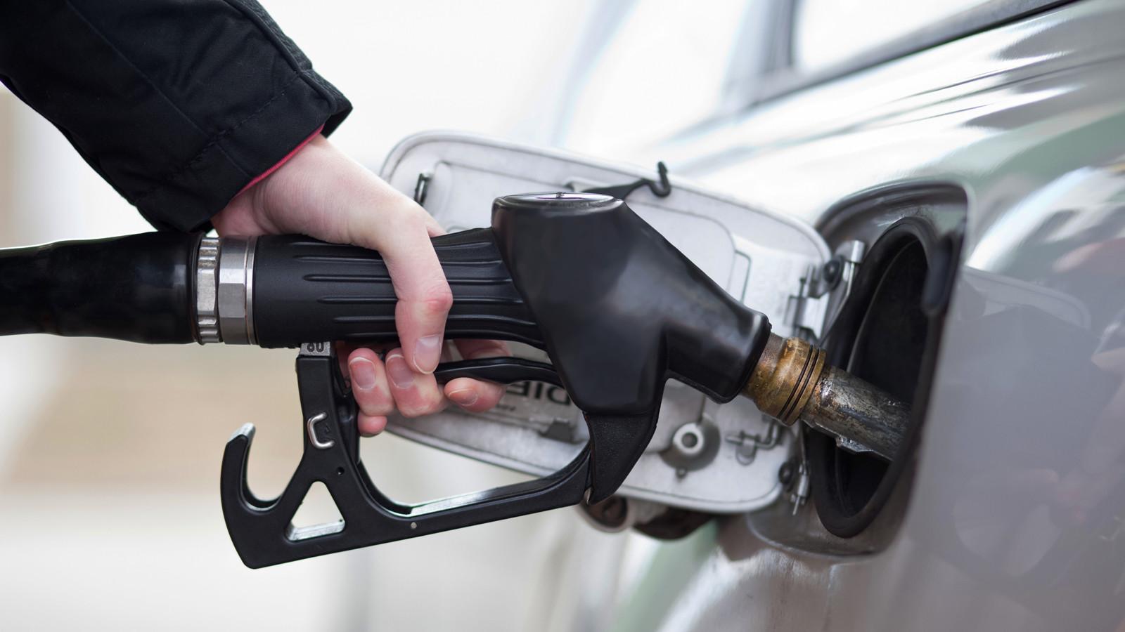 Оптовые цены набензин в РФ снова увеличились