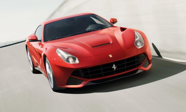 Кризис не помеха: продажи Ferrari в России увеличились на 60%