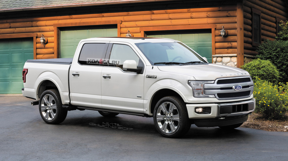 Ford F-150 front1