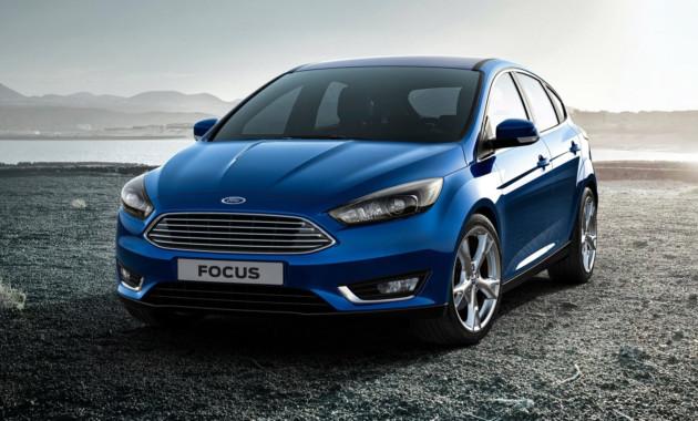 Вследующем году продажи Форд в РФ возросли на10%