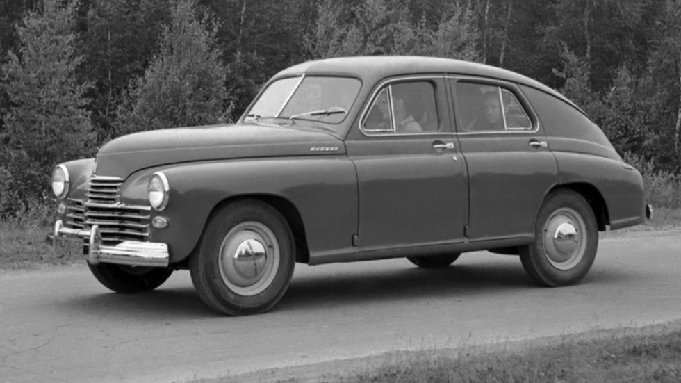 На фото: ГАЗ М-20 Победа '1949–55