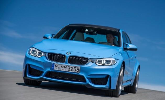 BMW M разработает электрические версии моделей M-серии