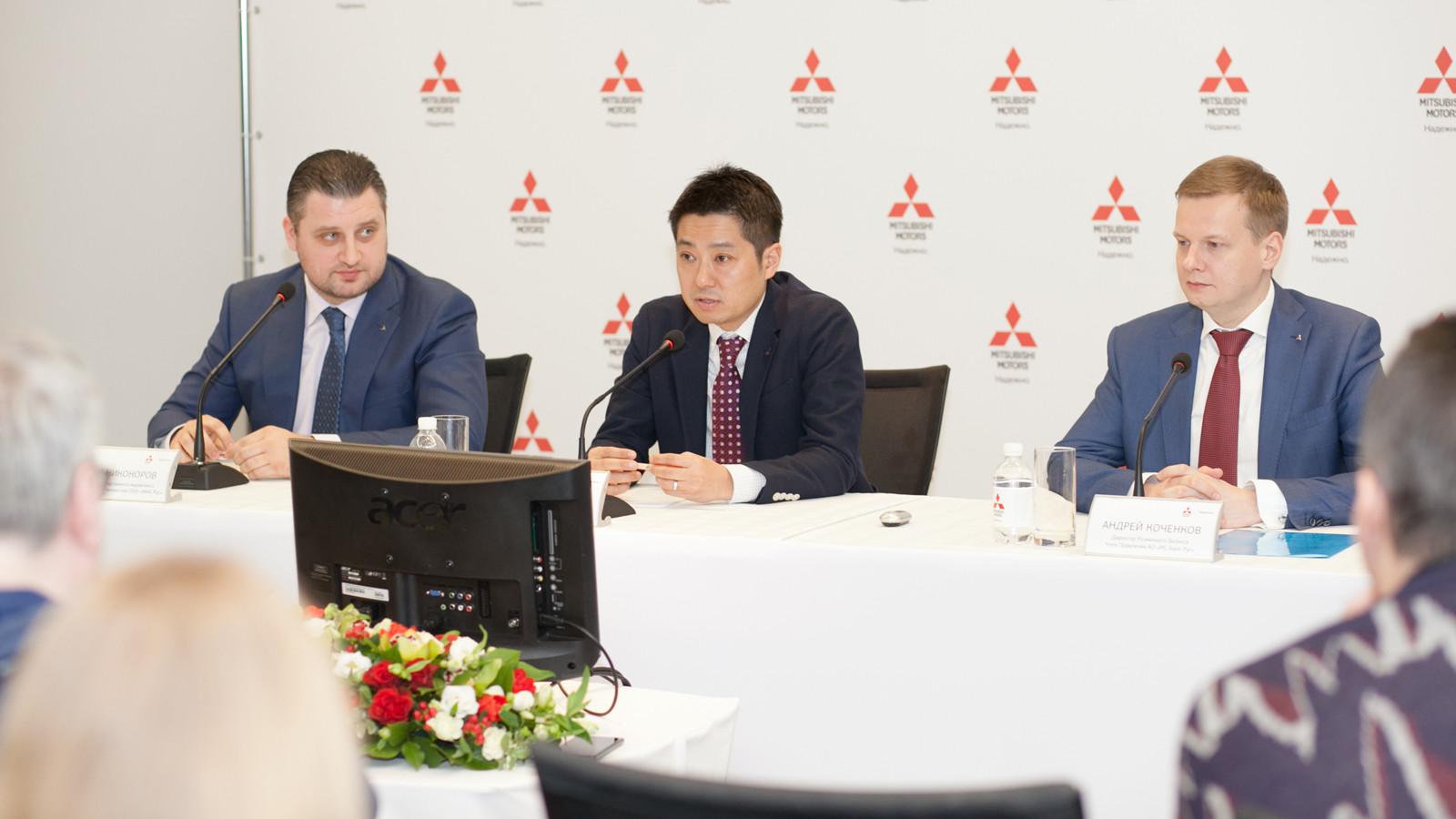 Митцубиси привезет в Российскую Федерацию две новинки