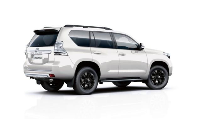 Тойота Land Cruiser Prado получил новейшую топовую версию