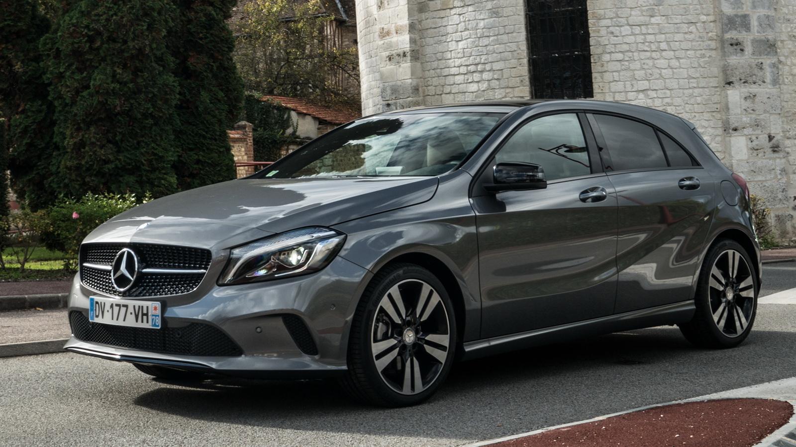 Новый Mercedes В-Class обойдется в 1 млн рублей