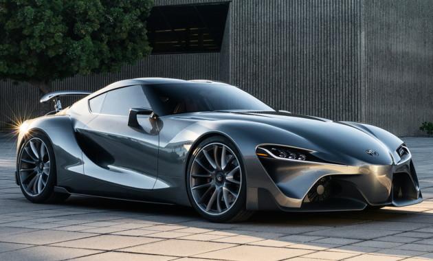 Спорткар Тойота Supra 2018: новые детали