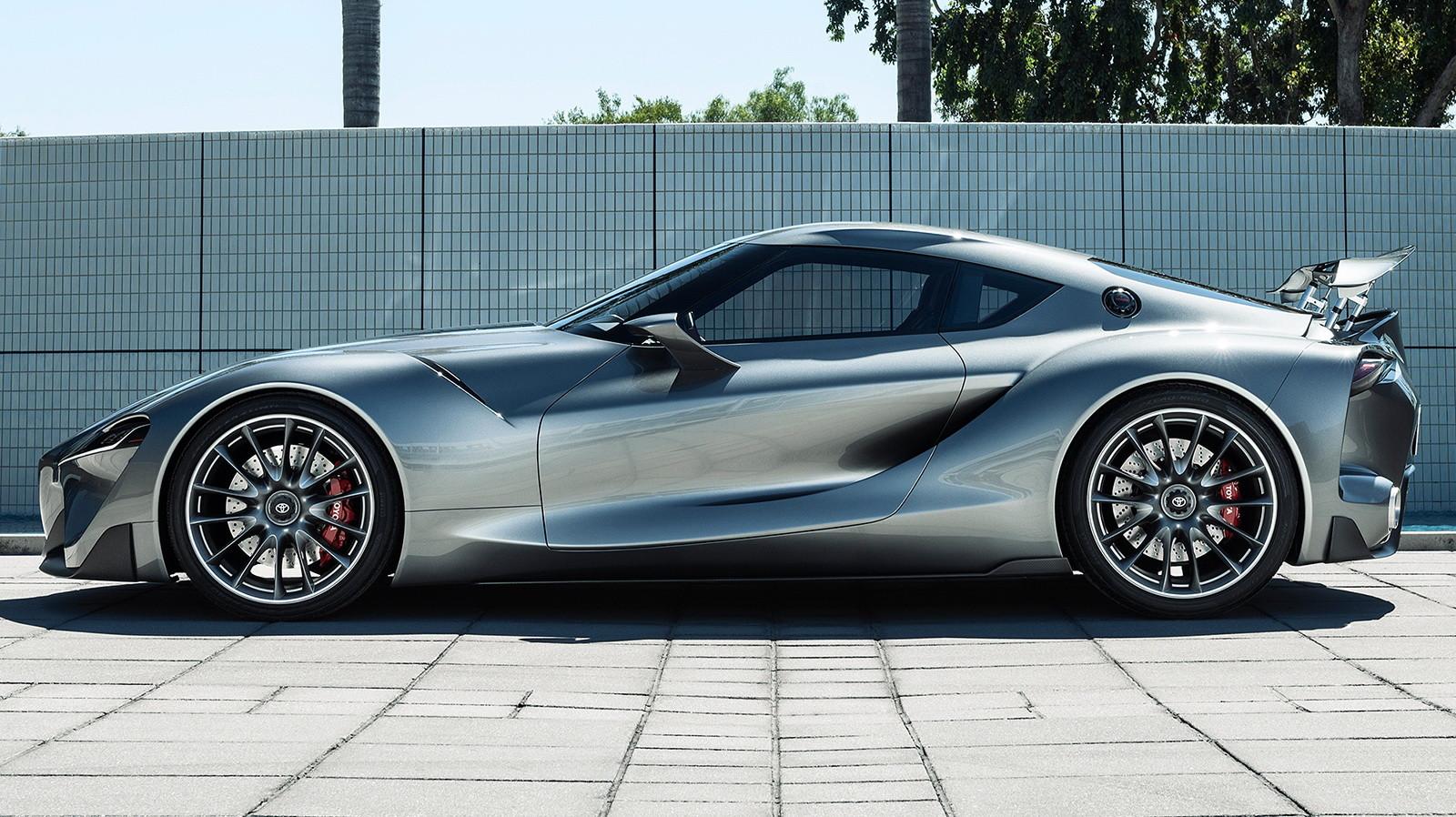 Toyota Supra 2018 новые подробности Колеса ру