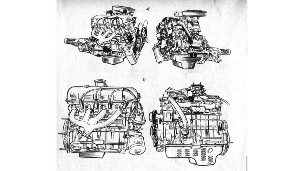 Нехватку силовых агрегатов на АЗЛК пытались компенсировать полуторалитровым уфимским мотором, но он оказался заметно слабее жигулёвского двигателя