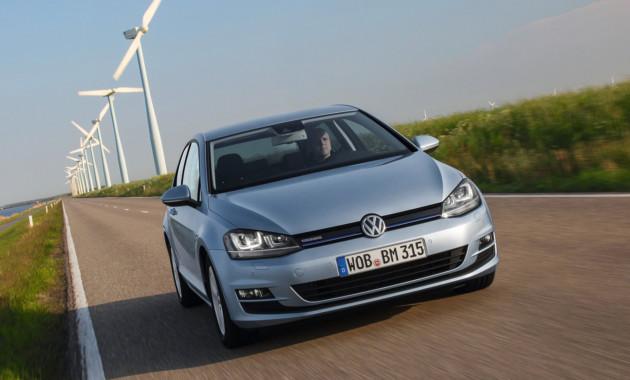 VW Golf 8-ой год подряд стал бестселлером на рынке стран Европы