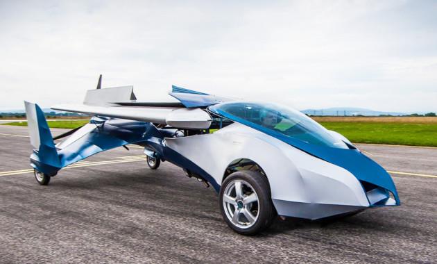 В Российской Федерации появится «летающий автомобиль»