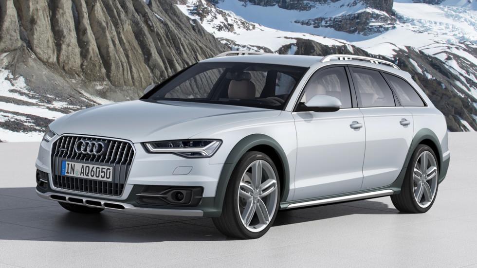 На фото: Audi A6 Allroad