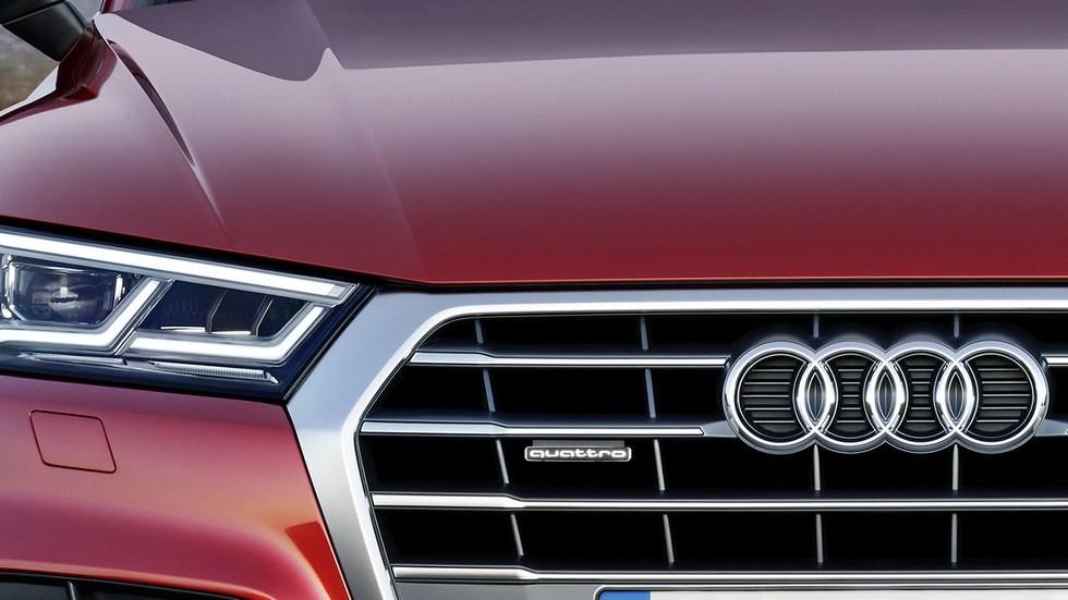 Ауди выпустил восьмимиллионный автомобиль сприводом quattro