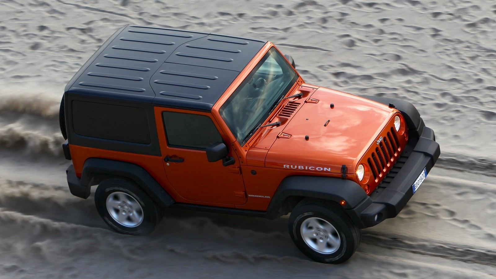Производство нового Jeep Wrangler начнётся осенью