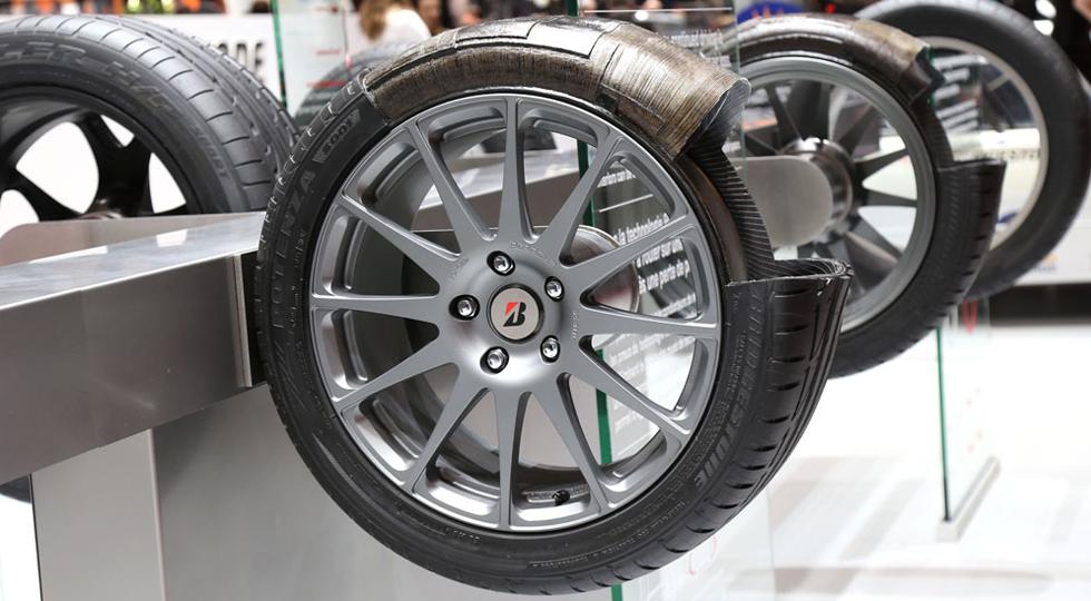 Bridgestone собирается вывести новый бренд на рынок легковых шин в России