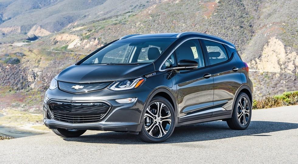 «Лучшим автомобилем года вСеверной Америке» впервый раз назван электрокар