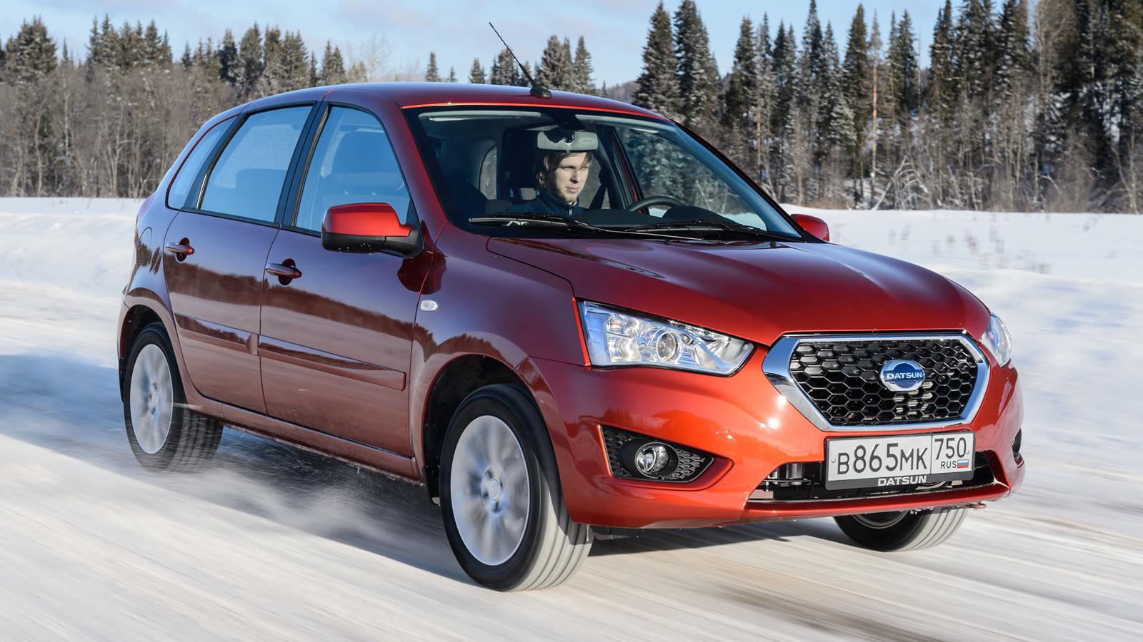 Автомобили Ниссан  иDatsun продолжают реализовываться  вРФ навыгодных условиях