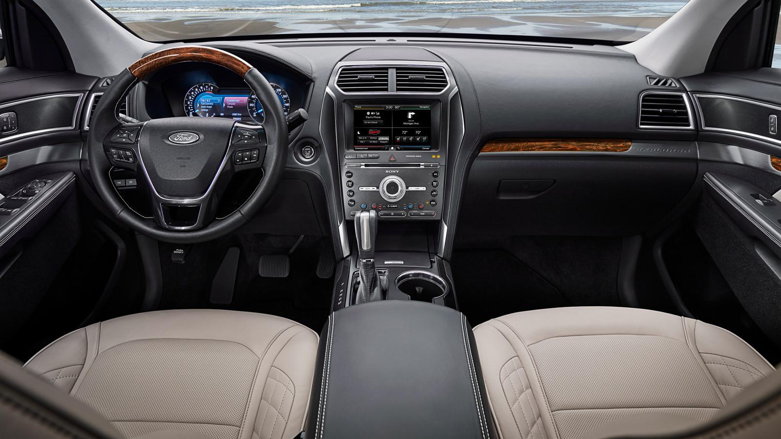 Форд Explorer доступен поминимальной цене смомента выхода нарынок