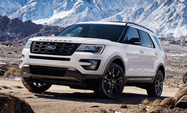 Форд снизил цены на вседорожный автомобиль Explorer в Российской Федерации