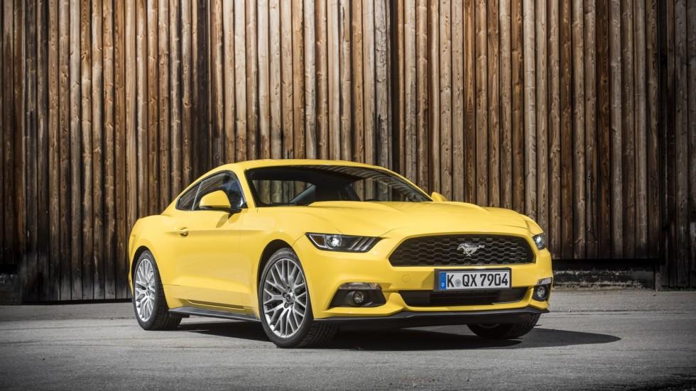 Ford наметил гибридизацию и электрификацию