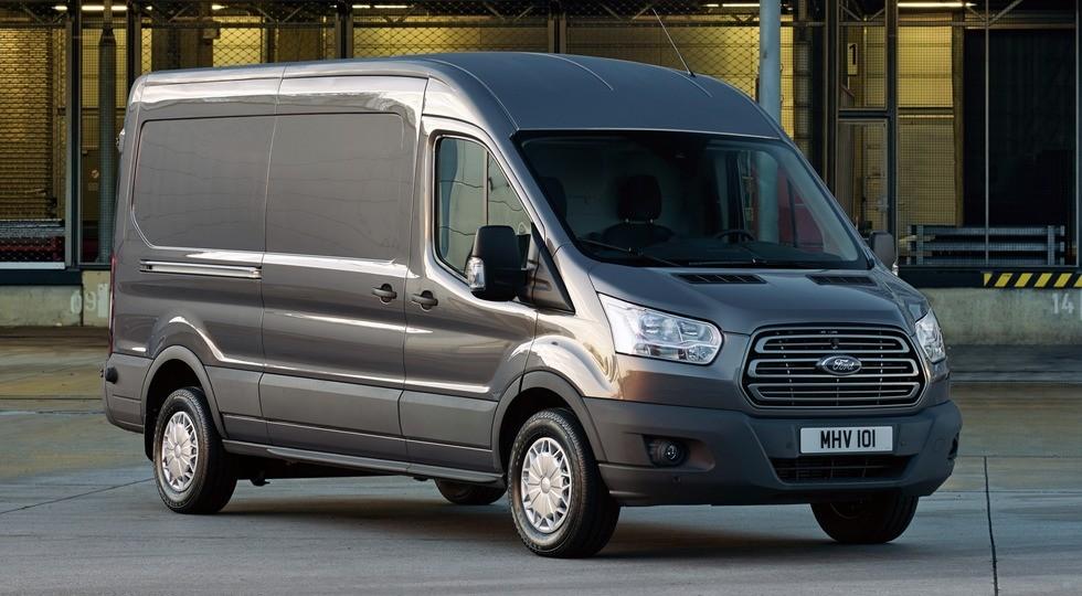 Форд Transit— лидер коммерческого сектора в РФ