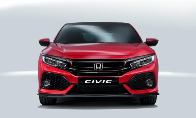 Вскором времени в реализацию поступит обновленная модель Хонда Civic